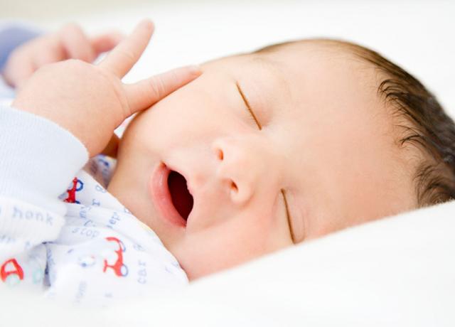 Tạo thói quen ngủ cho bé, chuyện không hề khó 1
