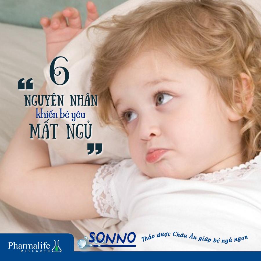 6 Nguyên nhân khiến bé 6 tháng tuổi ngủ không ngon và hay quấy khóc 1