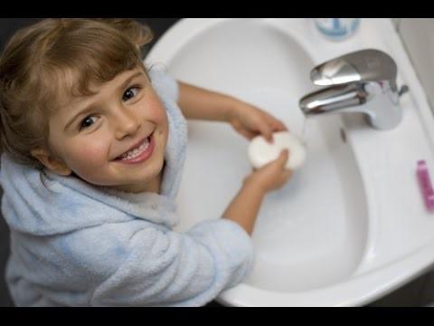 Tắm rửa vệ sinh sạch sẽ: 1