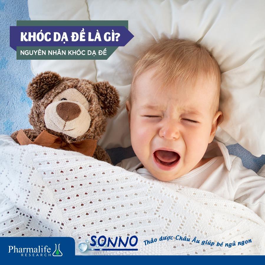 Khóc dạ đề và triệu chứng của khóc dạ đề 1