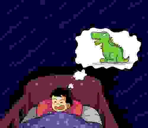 Nguyên nhân trẻ bị rối loạn giấc ngủ 1