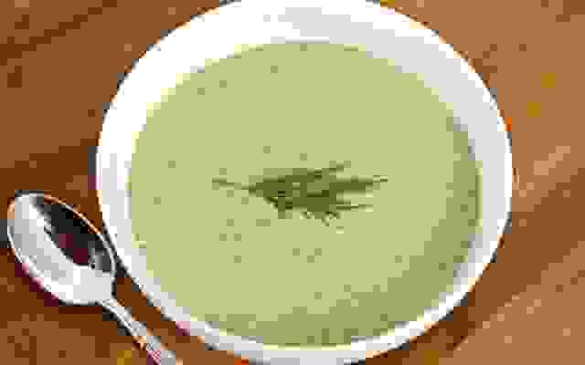 Công dụng của món Súp bông cải xanh 1