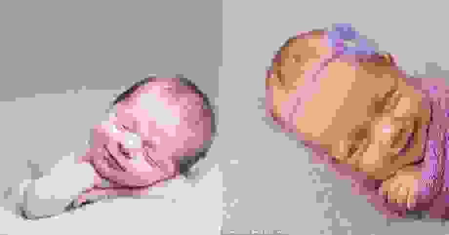 Trẻ sơ sinh có 2 giấc ngủ chính: 1