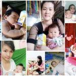 Phản hồi của các mẹ về Sonno bimbi trị chứng giật mình, khóc đêm cho bé!