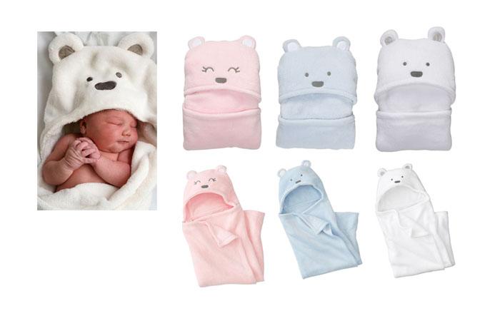 Các mẫu chăn ủ ấm phổ biến cho bé 1