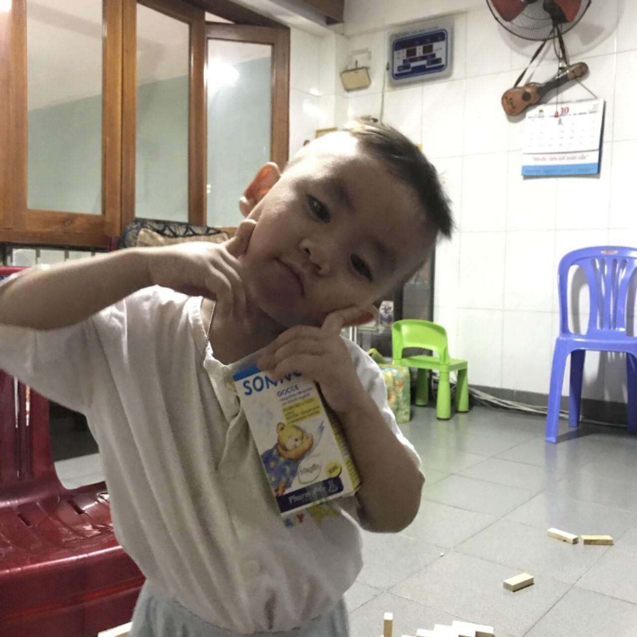 """Mẹ Sài Gòn bật mí """"vũ khí"""" giúp bé ngủ xuyên đêm, hết giật mình, quấy khóc 1"""
