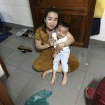 """Mẹ Sài Gòn bật mí """"vũ khí"""" giúp bé ngủ xuyên đêm, hết giật mình, quấy khóc"""