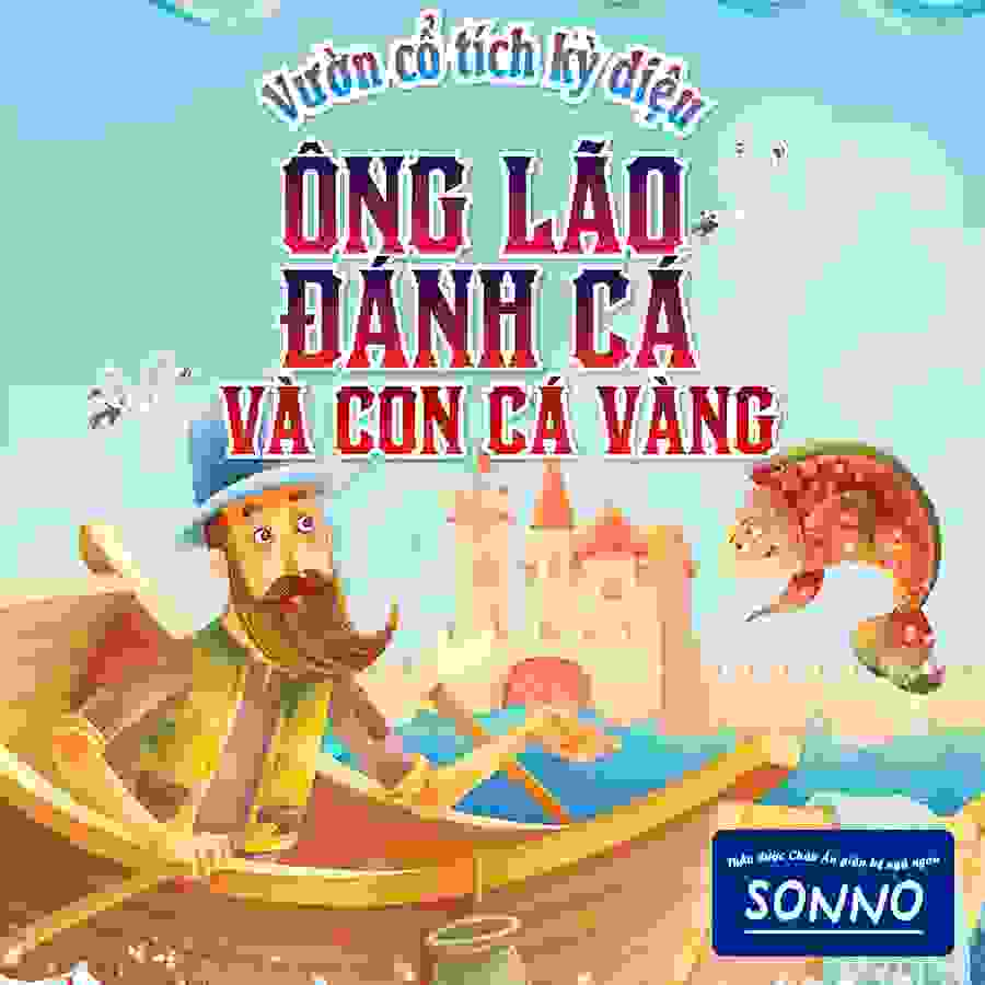 Dưới đây là nội dung truyện cổ tích: Ông lão đánh cá và con cá vàng 1