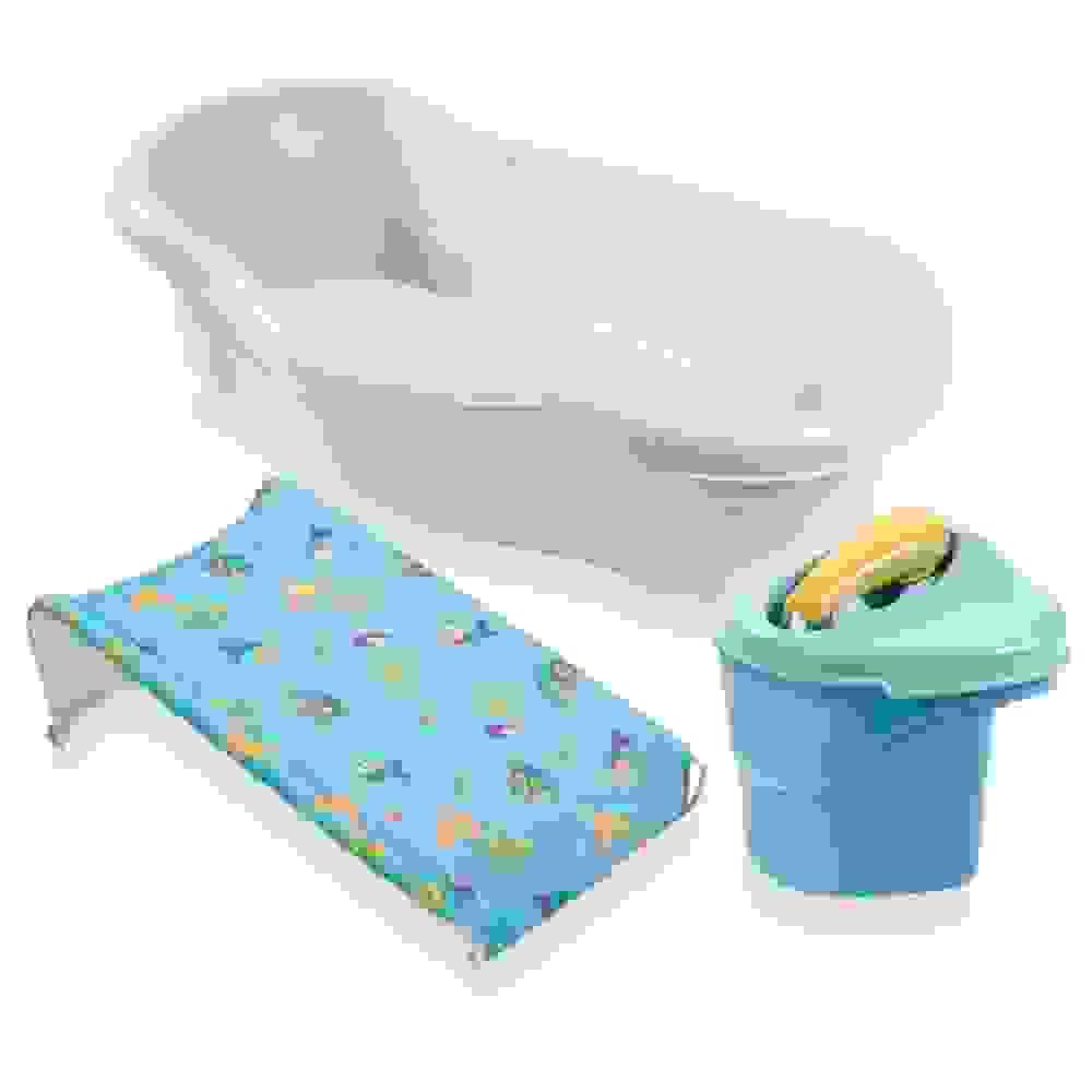 Hướng dẫn chuẩn bị đồ cho trẻ trước khi tắm 1