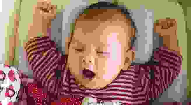 Nguyên nhân bé biếng ăn, ít ngủ, khó ngủ, ngủ không sâu giấc 1