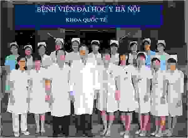 3. Chuyên khoa Nhi – Phòng khám số 1, Bệnh viện Đại học Y Hà Nội 1