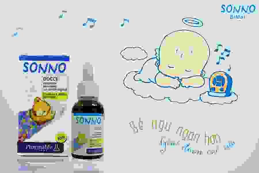 Bổ sung siro thảo dược châu Âu giúp bé ngủ ngon giấc tự nhiên 1