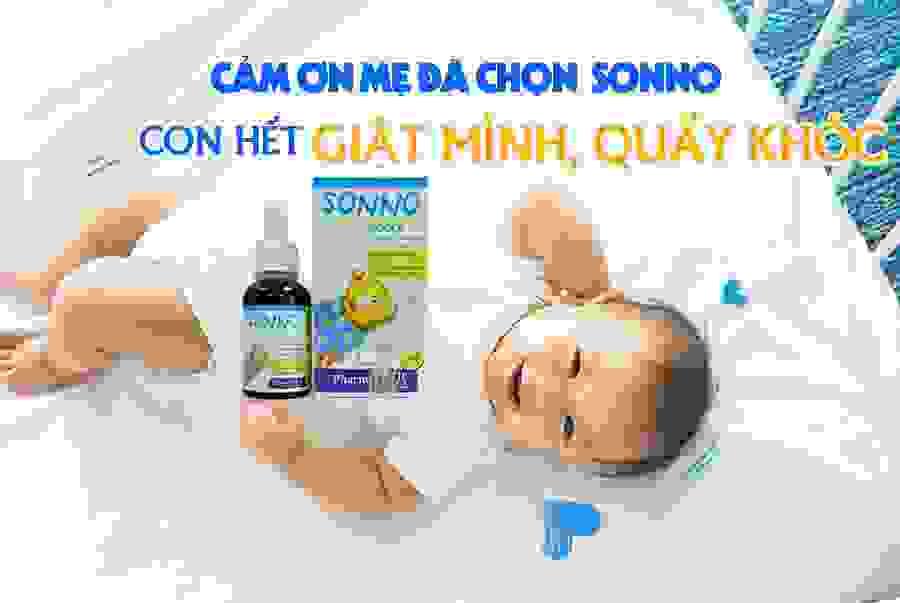 Giải pháp an toàn giúp bé ngủ sâu giấc tự nhiên từ thảo dược châu Âu 2