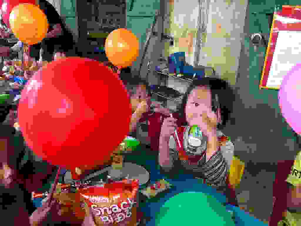DELAP đón Trung thu 2018 cùng trẻ em vùng cao! 5