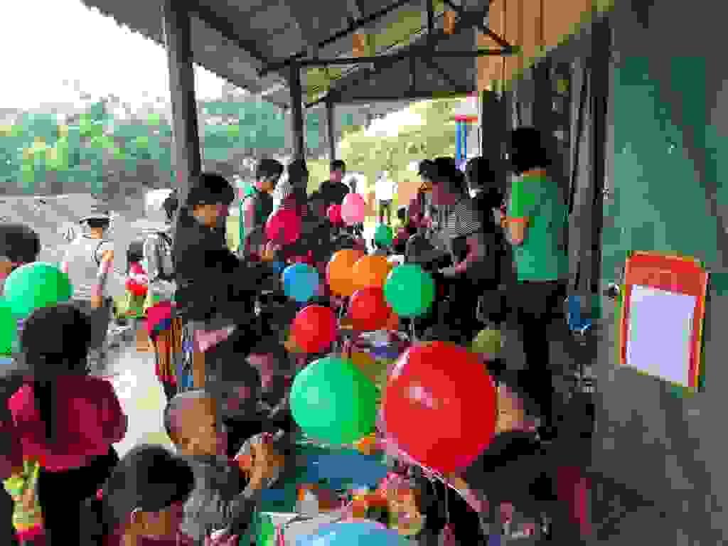 DELAP đón Trung thu 2018 cùng trẻ em vùng cao! 1