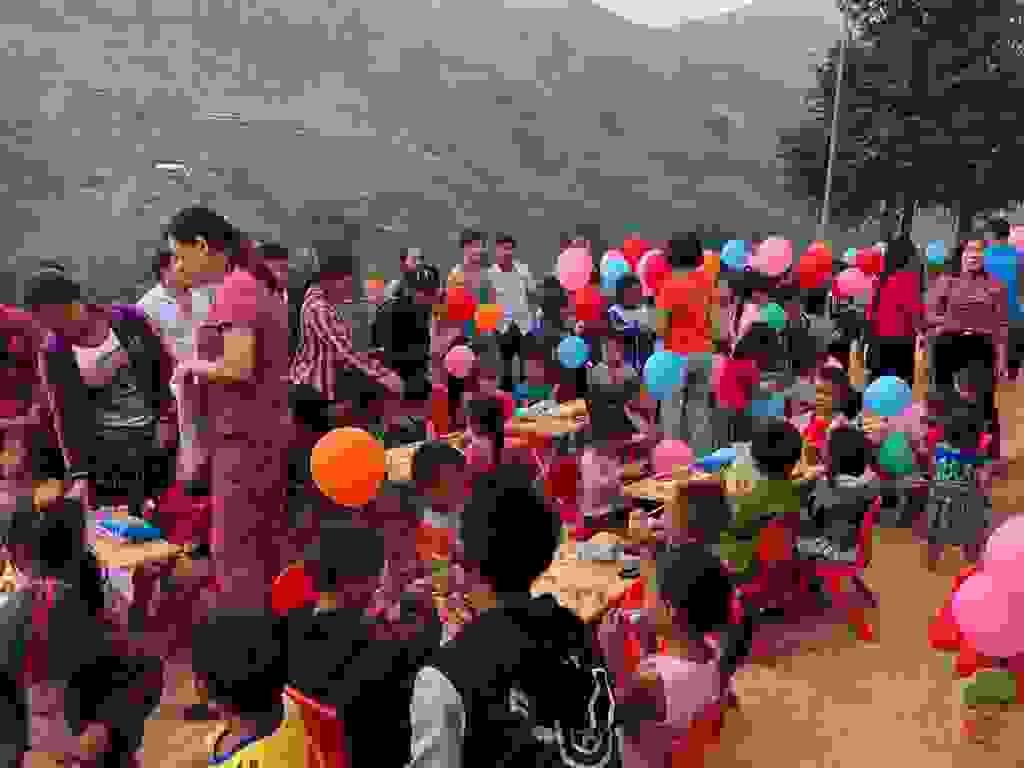DELAP đón Trung thu 2018 cùng trẻ em vùng cao! 4