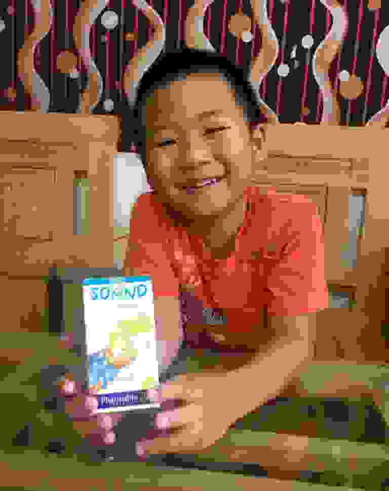 Mẹ Lê Thị Mỹ Thuận – Chia sẻ bí quyết giúp con ngủ sâu giấc tự nhiên 8
