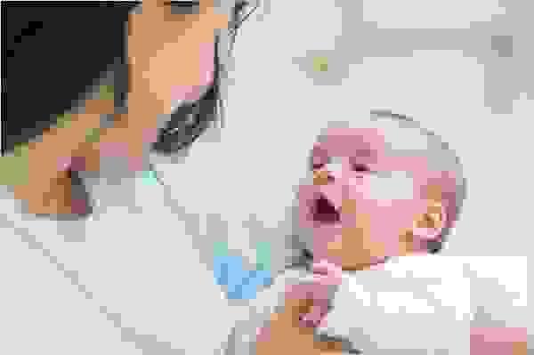 Các phương pháp điều trị ho cho trẻ 6 tháng 1