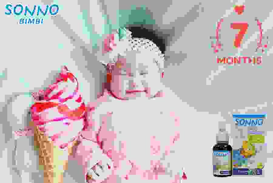Các mẹ truyền tai nhau sử dụng Sonno bimbi cải thiện chứng quấy khóc cho bé 1