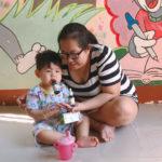 Chăm con hết quấy khóc, nôn trớ: Kinh nghiệm xương máu của mẹ Ninh Thuận