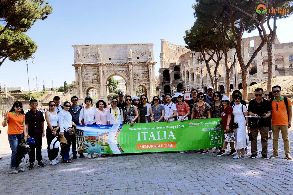 ROME – THÀNH PHỐ CỔ KÍNH NHẤT CHÂU ÂU 1