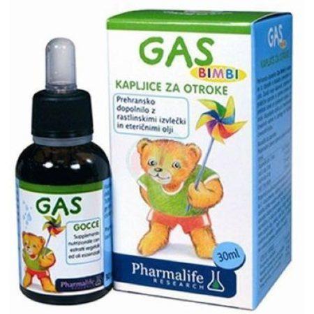 GAS Bimbi - Siro thảo dược chuẩn hóa châu Âu giảm đầy hơi, non trớ cho trẻ