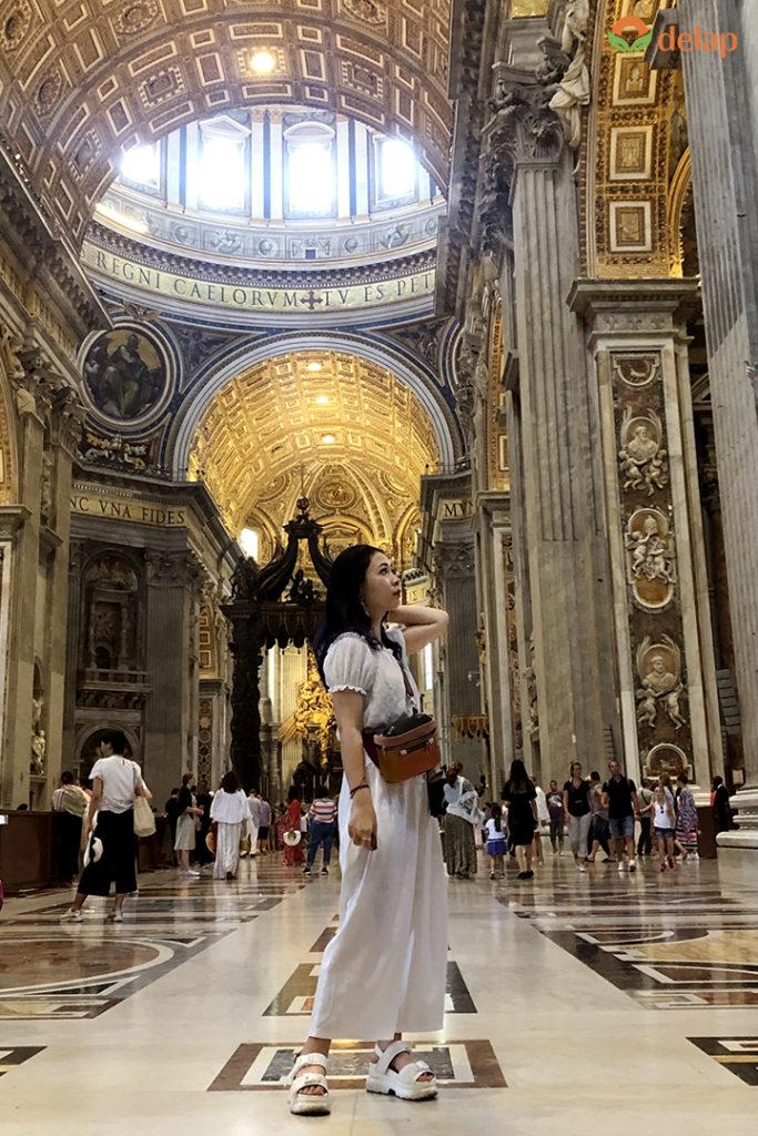 ROME – THÀNH PHỐ CỔ KÍNH NHẤT CHÂU ÂU 11