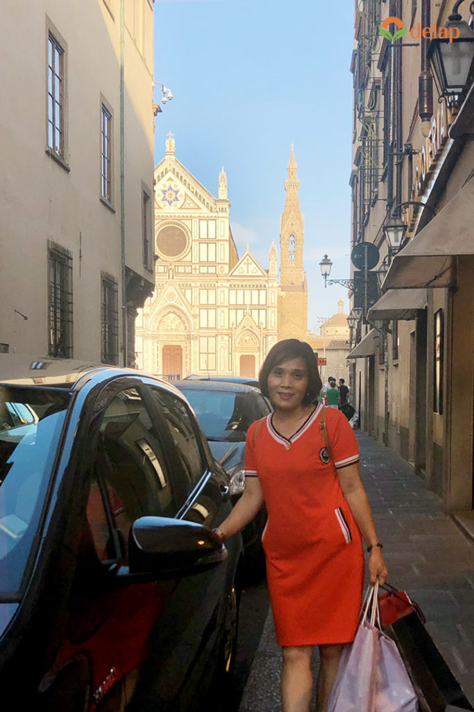 CHIÊM NGƯỠNG VẺ ĐẸP THÁP NGHIÊNG PISA 7