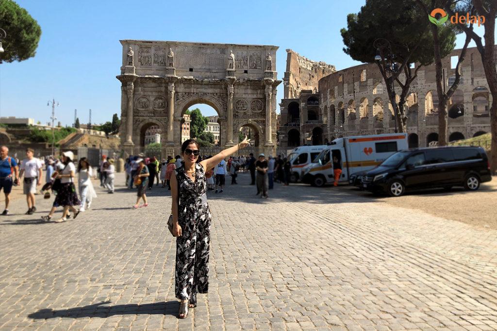 ROME – THÀNH PHỐ CỔ KÍNH NHẤT CHÂU ÂU 2