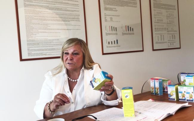 Tiến sĩ, bác sĩ Marianna Crupi phân tích tác dụng của Sonno Bimbi