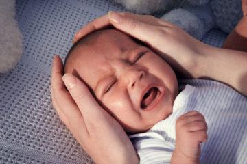 Trẻ khó ngủ, quấy khóc đêm