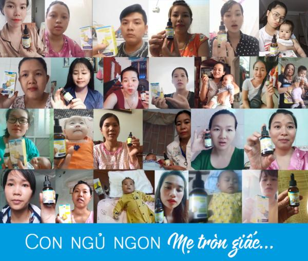 3. Chuyên gia đánh giá cao – Hàng triệu mẹ tin dùng 2