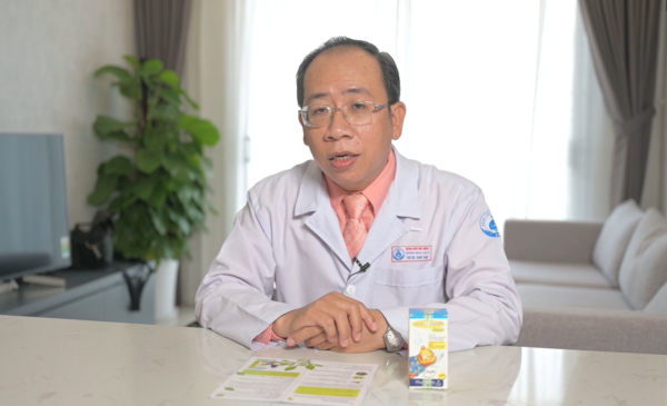 Th.BS Đinh Thạc – Trưởng khoa Tâm lý, Bệnh viện Nhi Đồng
