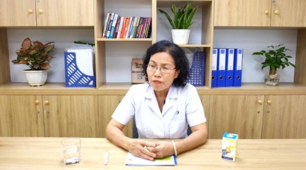 TS.BS Nguyễn Thị Vân Anh – Nguyên Trưởng khoa Nội, Bệnh viện YHCT Trung Ương 1