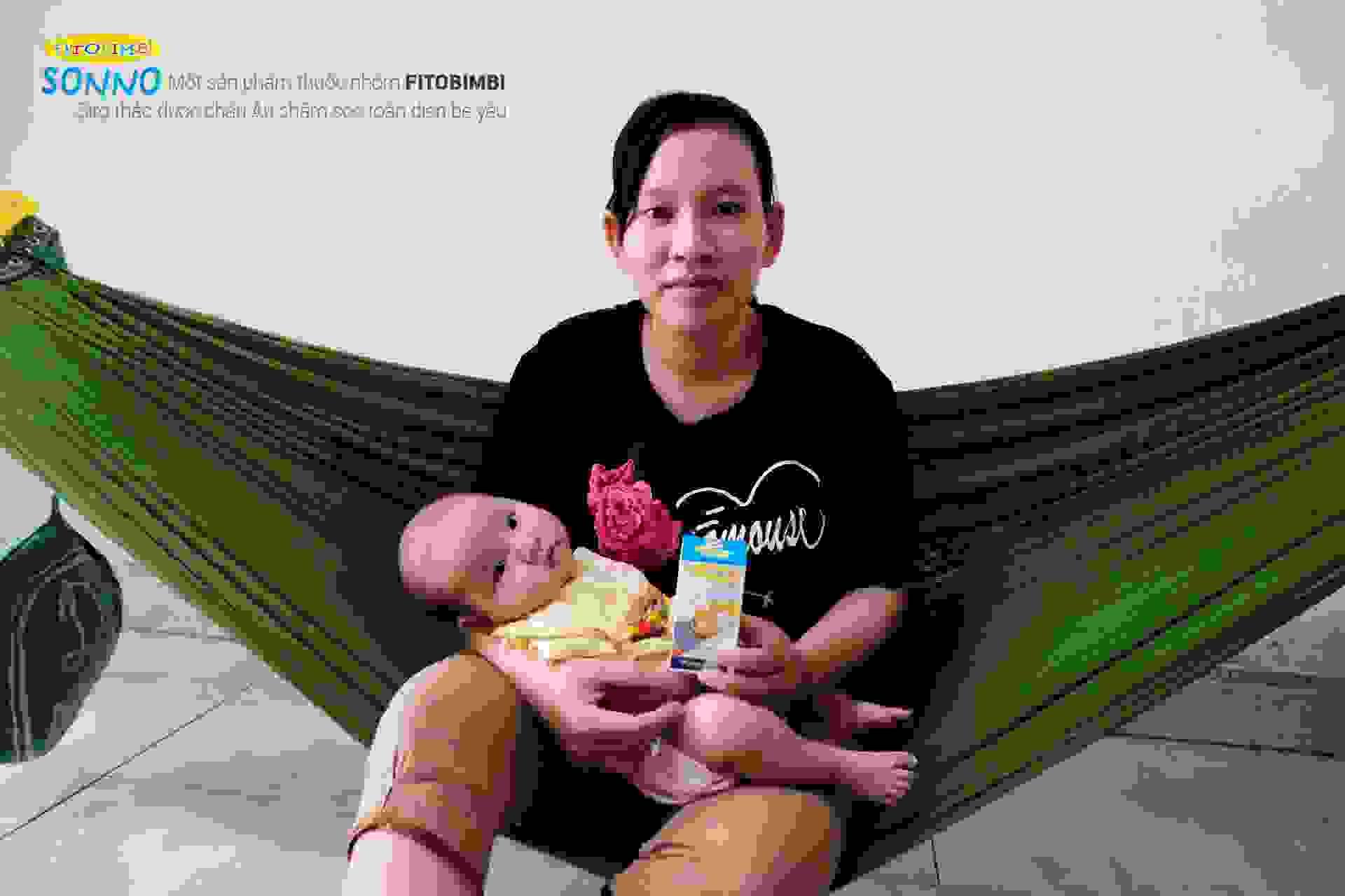 Chia sẻ của các mẹ có con khó ngủ, giật mình, quấy khóc đêm 1