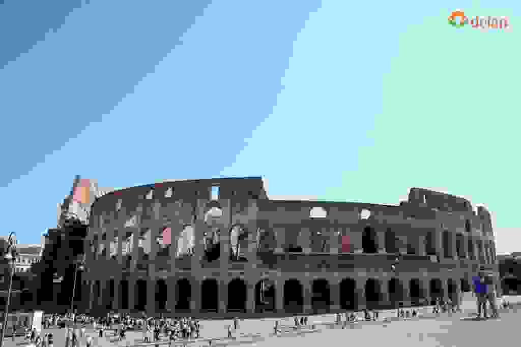 ROME – THÀNH PHỐ CỔ KÍNH NHẤT CHÂU ÂU 3