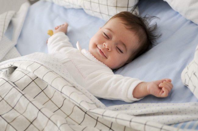Ngủ ngon giấc giúp nâng cao sức đề kháng cho trẻ