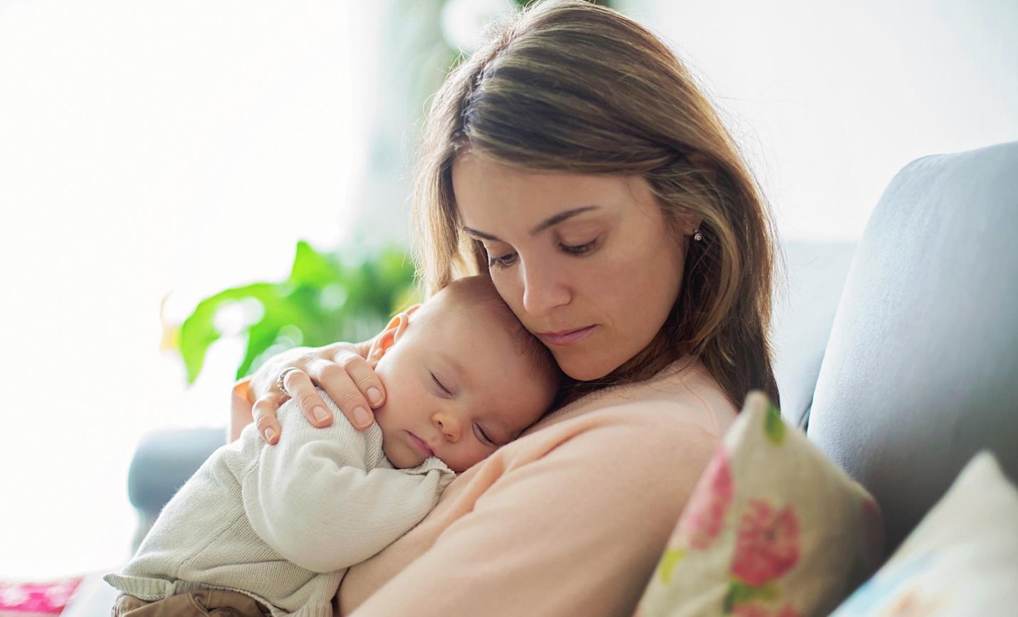 Trẻ sơ sinh dễ bị virus Corona tấn công