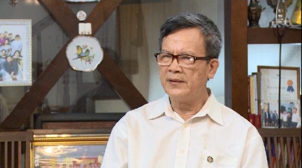 BS Kiều Xuân Dũng – Nguyên chủ nhiệm Bộ môn y học cổ truyền, Học viện Y học cổ truyền Việt Nam